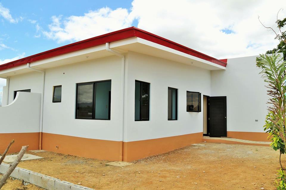 Housing Project For Soldiers And Policemen